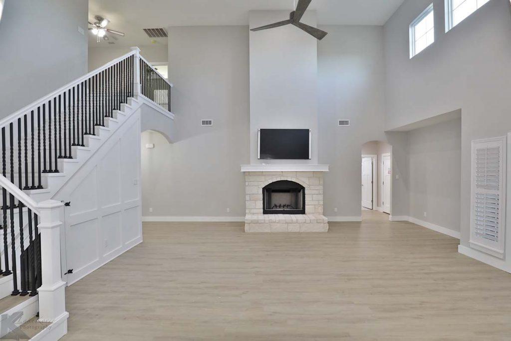 Cornerstone-Custom-Homes-Living Room