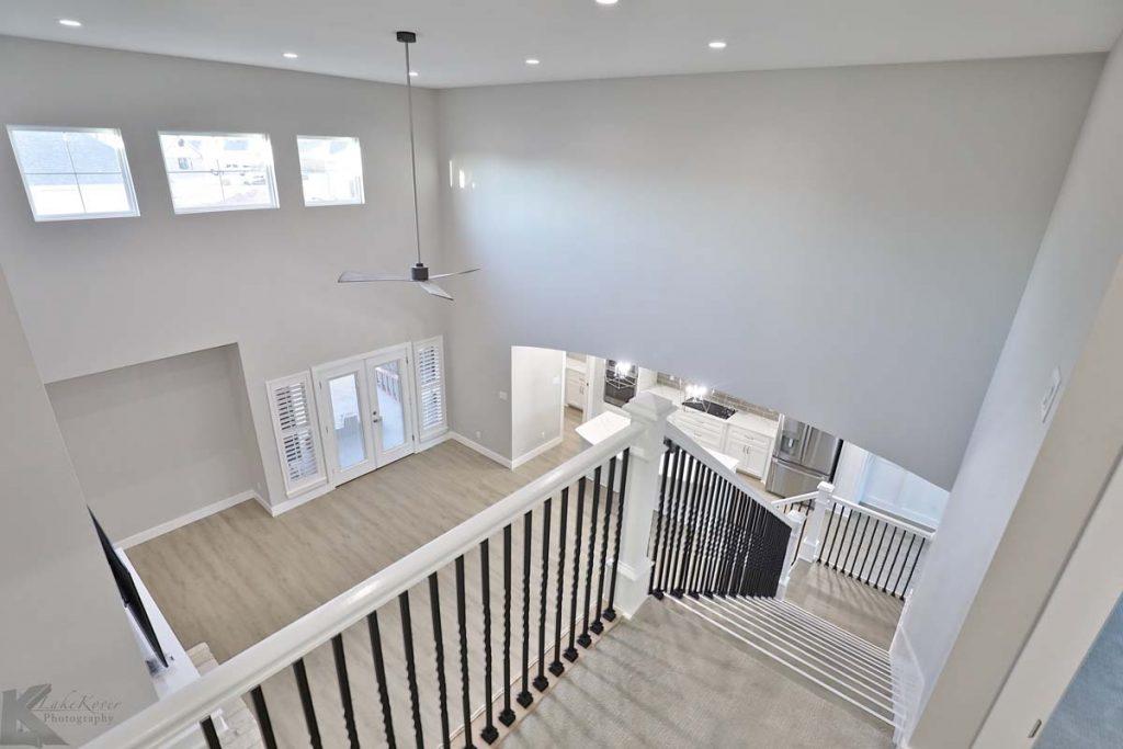Cornerstone-Custom-Homes-Top of Stairs